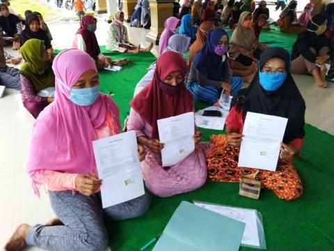 Puluhan Warga di Purworejo Mundur dari PKH