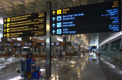 AP II hanya Operasikan 3 Terminal di Bandara Soetta