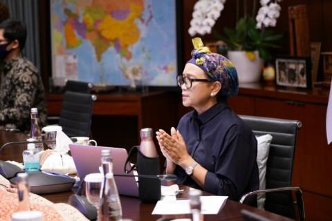 Indonesia Komitmen Dukung UNRWA Lewat Bantuan Keuangan