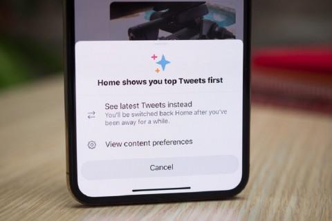 Pengguna iPhone Kini Dapat Unggah Pesan Suara di Twitter