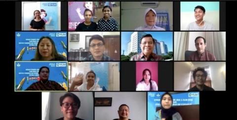 Nadiem Tampung Masukan 50 Perwakilan Pelajar Indonesia