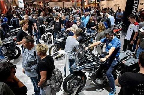 Intermot Motorcycle Show 2020 Dibatalkan Gara-Gara Korona