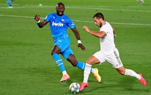 Performa Hazard Mengesankan Zidane