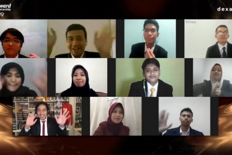 Tiga Mahasiswa Raih Beasiswa DASS 2020