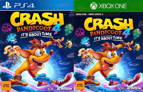 Bakal Ada Crash Bandicoot 4?