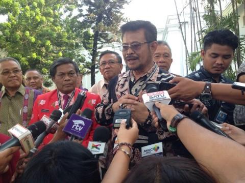 Mentan: Lampung Potensial Jadi Contoh Pertanian di Indonesia