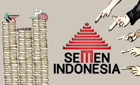 Semen Indonesia Sebar Dividen Rp239,22 Miliar