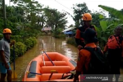 Ratusan Rumah di Tasikmalaya Terendam Banjir