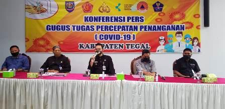 Imbas Pandemi, Investasi di Kabupaten Tegal Lesu