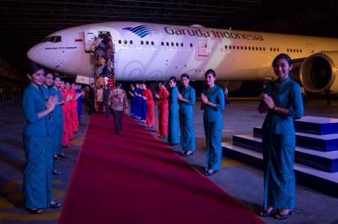 Garuda Bakal Sesuaikan Jadwal Terbang