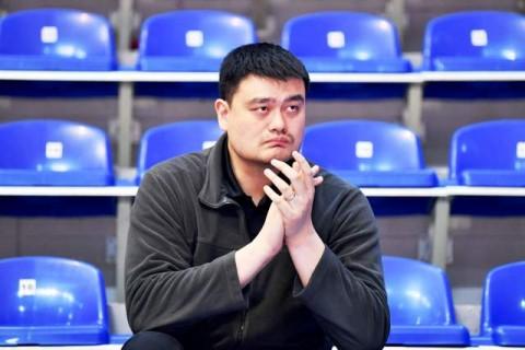 Liga Basket Tiongkok Bergulir, Perasaan Yao Ming Campur Aduk