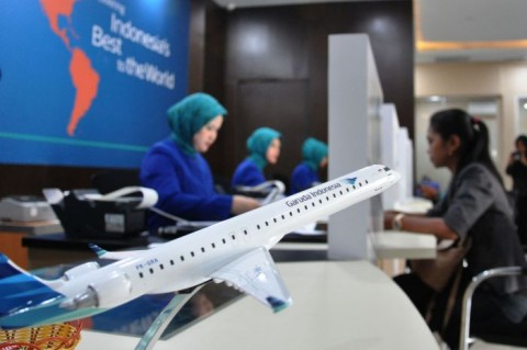 Garuda Bakal Buka Penerbangan ke AS, Prancis, dan India