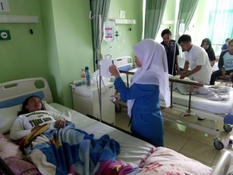 Mayoritas Kasus DBD Terjadi di Jawa Barat
