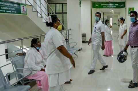 India Catat 15 Ribu Lebih Kasus Harian Covid-19