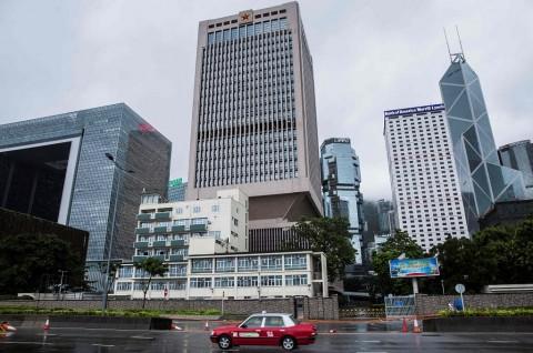 Tiongkok akan Bangun Kantor Keamanan Nasional di Hong Kong