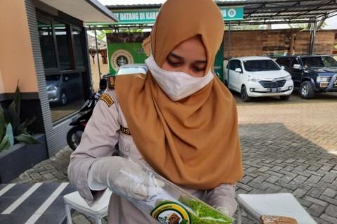 Karantina Pertanian Surabaya Promosikan Beras Rendah Kalori ke Korsel