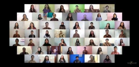 Doa dan Harapan untuk Indonesia di Konser Virtual Anvaya