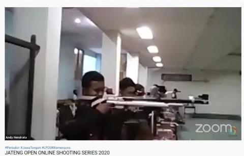 Jateng Open Shooting Series 2020 Digelar Secara Online