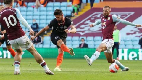 Giroud Bantu Chelsea Bungkam Aston Villa