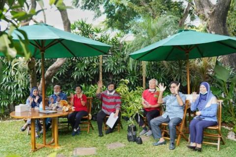 Puluhan Pahlawan Muda Lingkungan Memukau Menteri Siti