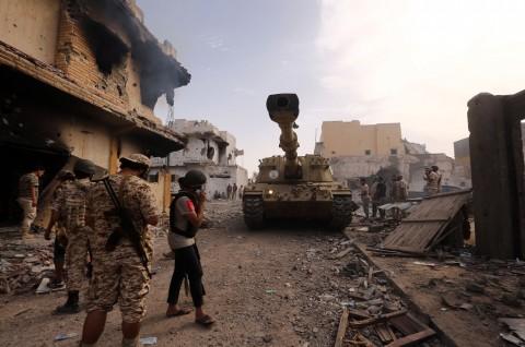 Libya Sebut Ancaman Intervensi Mesir 'Deklarasi Perang'