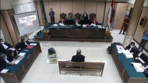 Jaksa Bakal Tanggapi Pleidoi Penyerang Novel