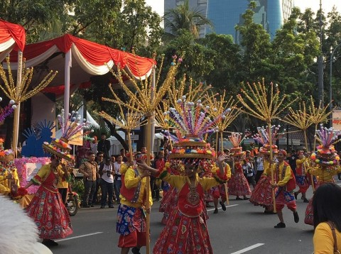Ragam Perayaan Virtual HUT ke-493 Jakarta