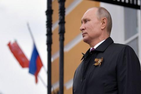 Putin Wacanakan <i>Nyapres</i> ke Periode Kelima