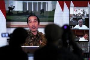 Jokowi Teken Perpres Penghargaan Pemenuhan Hak Disabilitas