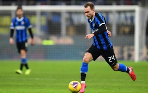 Eriksen Makin Kerasan di Inter Milan