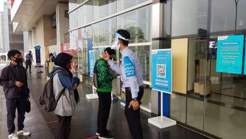 Mal di Kota Tangerang Komitmen Terapkan Protokol Kesehatan