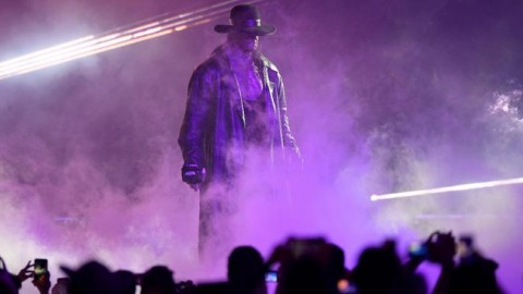 Pegulat Legendaris The Undertaker Pensiun