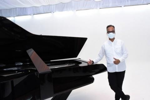 Menperin Kagum Grand Piano Lokal Bisa Mendunia