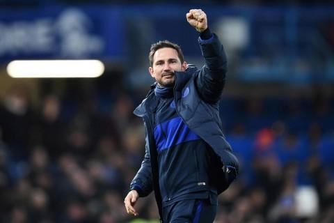 Jejak 100 Pertandingan Frank Lampard sebagai Pelatih