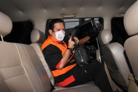 Penahanan Ketua DPRD Muara Enim Kembali Diperpanjang
