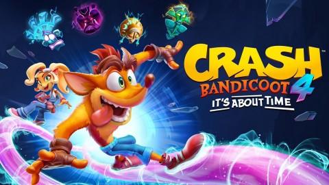 Seru, Crash Bandicoot 4 Siap Rilis Tahun Ini!