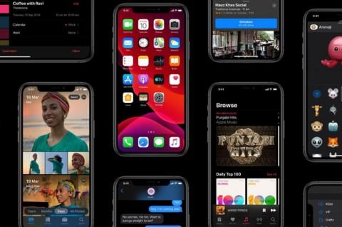Ini Jajaran iPhone yang Kebagian iOS 14