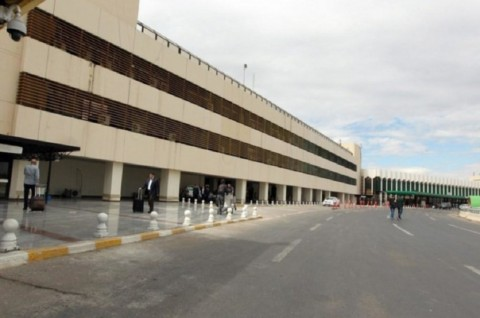 Sebuah Roket Mendarat di Dalam Bandara Internasional Baghdad