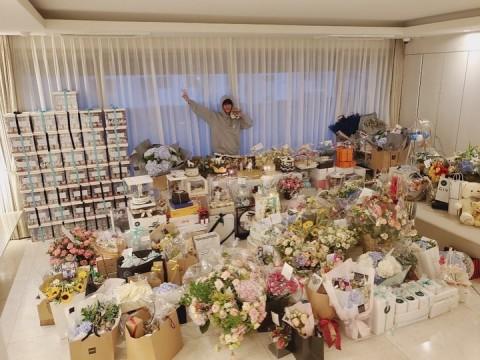 Lee Min Ho Banjir Ucapan Selamat dan Hadiah di Hari Ulang Tahun
