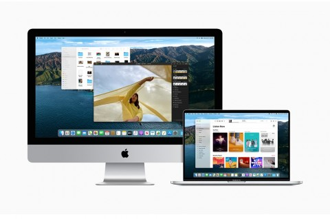 Antarmuka Anyar di macOS Big Sur, Makin Mirip iOS