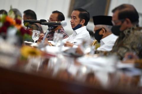 Jokowi: Penegakan Hukum Karhutla Harus Tegas Tanpa Kompromi