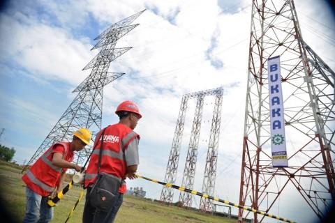Voksel Kirim Kabel 150 kV Dukung Mega Proyek Pembangkit PLN