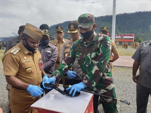Anggota Kelompok Separatis Papua Memilih Kembali ke NKRI