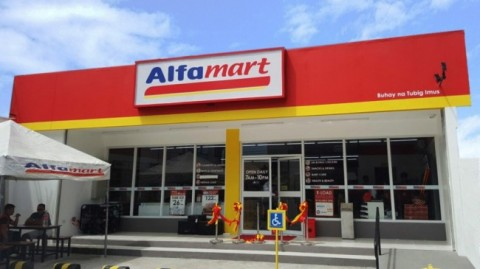 Alfamart Beli Saham Perusahaan Platform Singapura