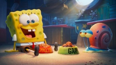 Film Ketiga SpongeBob Tayang Perdana via Video Streaming