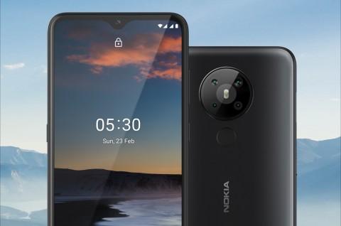 HMD Global Luncurkan Nokia 5.3