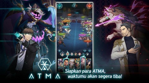 Code Atma, Game RPG Anyar Buatan Agate