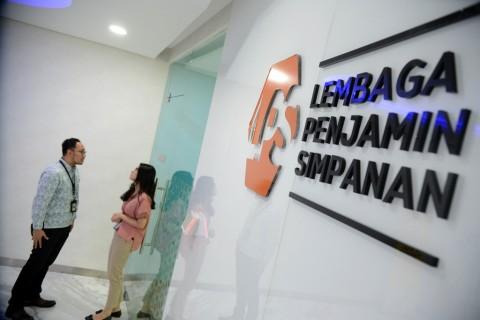 LPS Jamin Rp3.320,06 Triliun Dana Nasabah di Bank