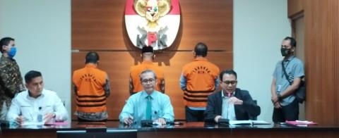 Tiga Legislator Jambi Ditahan KPK