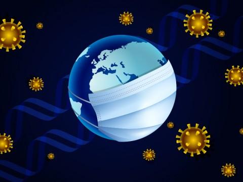 Infeksi Virus Korona Global Tembus 9 Juta Kasus